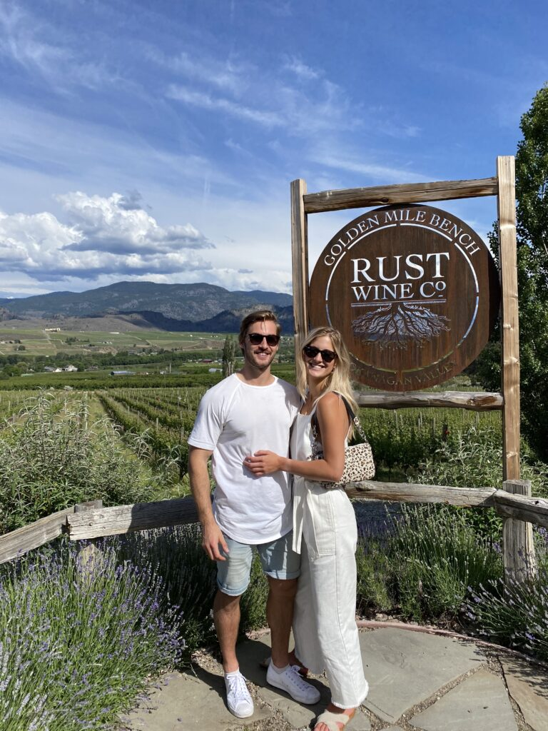 Rust Wine Co, Oliver & Osoyoos wineries