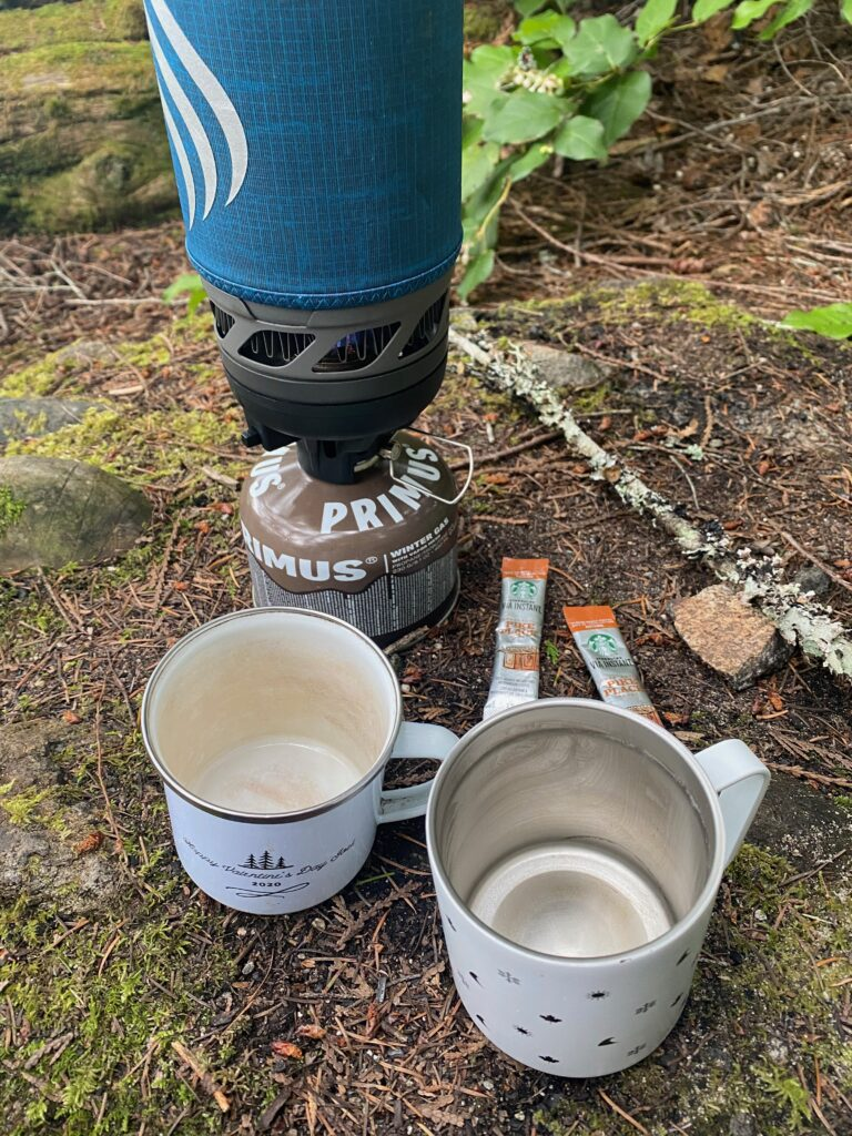 overnight backpacking trip checklist