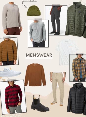 fall menswear picks