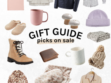 Gift Guide Picks on Sale