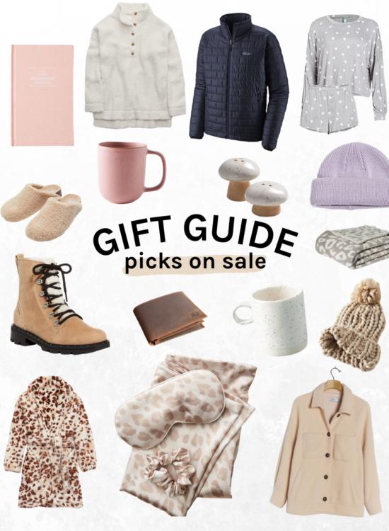 Gift Guide Picks on Sale