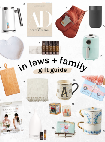 gift ideas for inlays & family