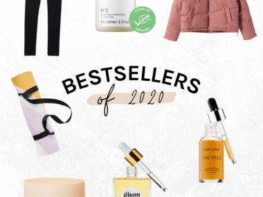 your favourite products of 2020