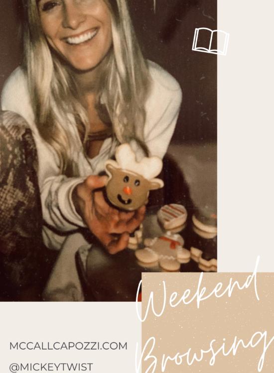 weekend browsing