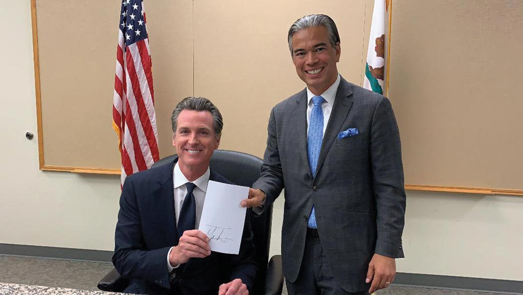 www.asianjournal.com: Coalition launches effort to get Rob Bonta appointed as CA's attorney general —
