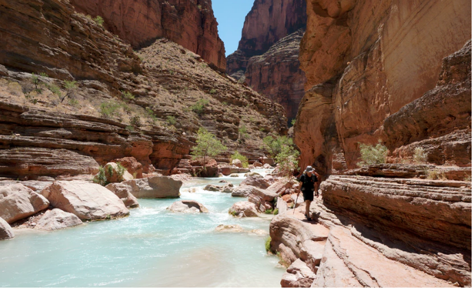 best camping spots in arizona havasu falls