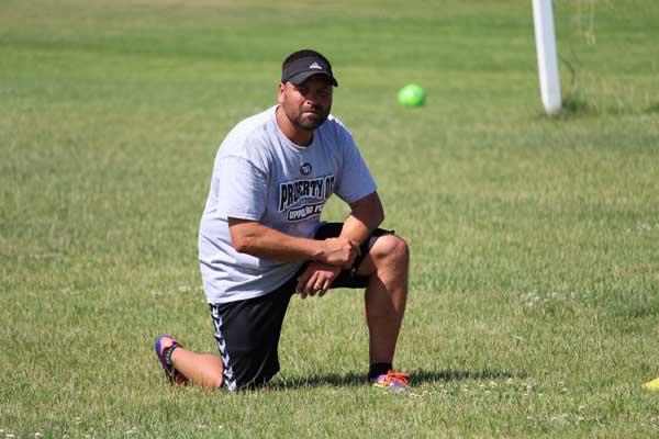 Coach Attila Csiszar