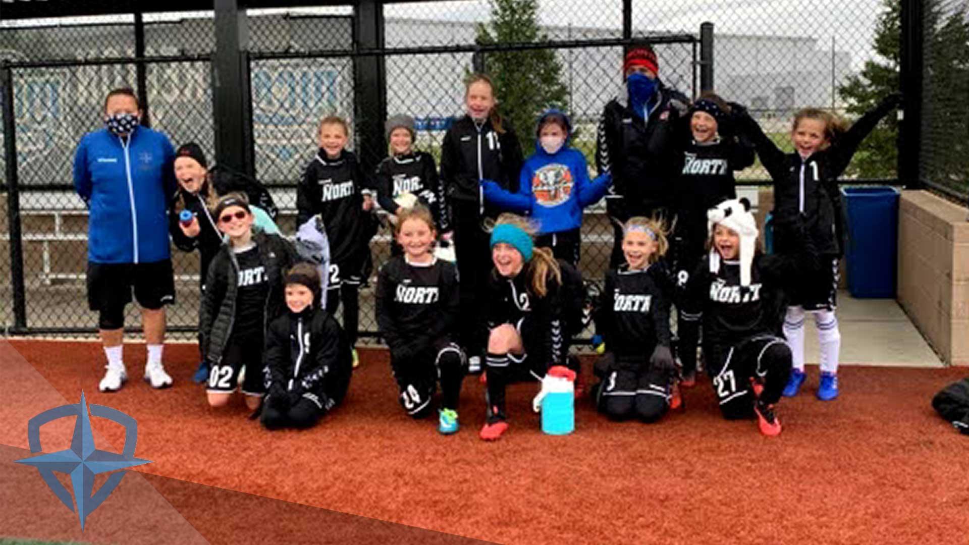 2010 Ladies Gray Team Photo
