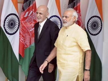 Pak shouldn't envy Indo-Afghan friendship: Ghani