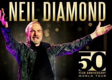 Neil Diamond: Live no more!