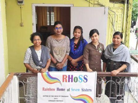 Nun in Assam makes safe space for Third Gender