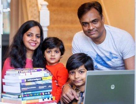 Indian kid in Northampton is a Geek Superstar