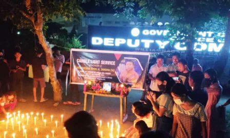 Student death, Jesuit Principal Arrested