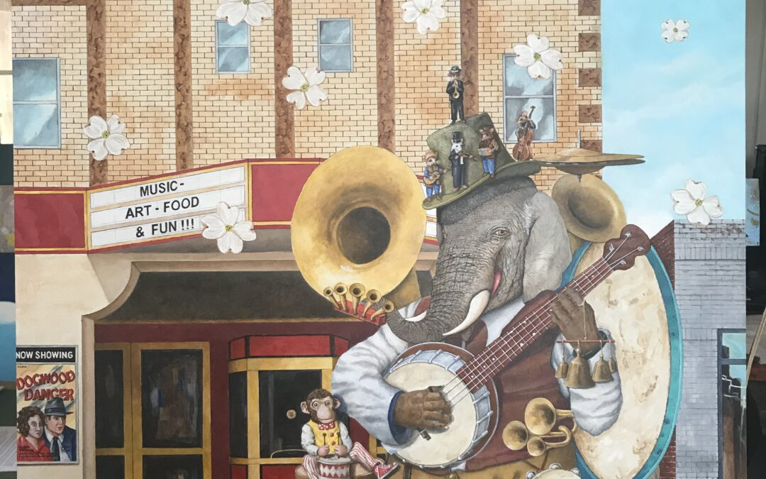 From Comic Books to Norman Rockwell:  Finding Artistic Inspiration