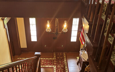 The History – and Haunting – of the Howard-Dickinson House