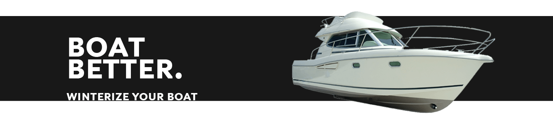 Boat Storage and Winterization