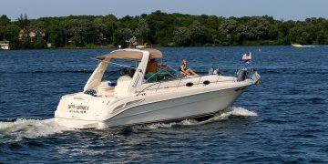 1999 SeaRay Sundancer 340
