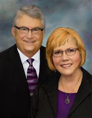 2017 GCEF Distinguished Friends Pat & Ron Adams