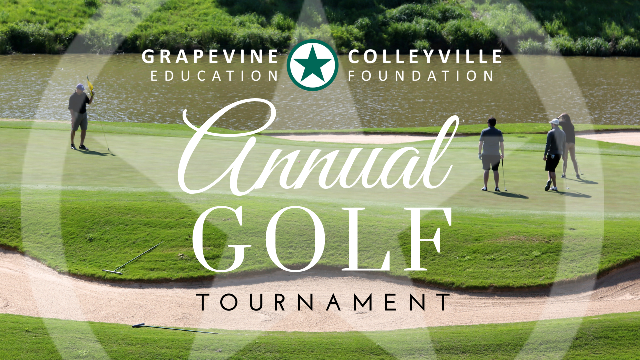GCEF annual golf tournament