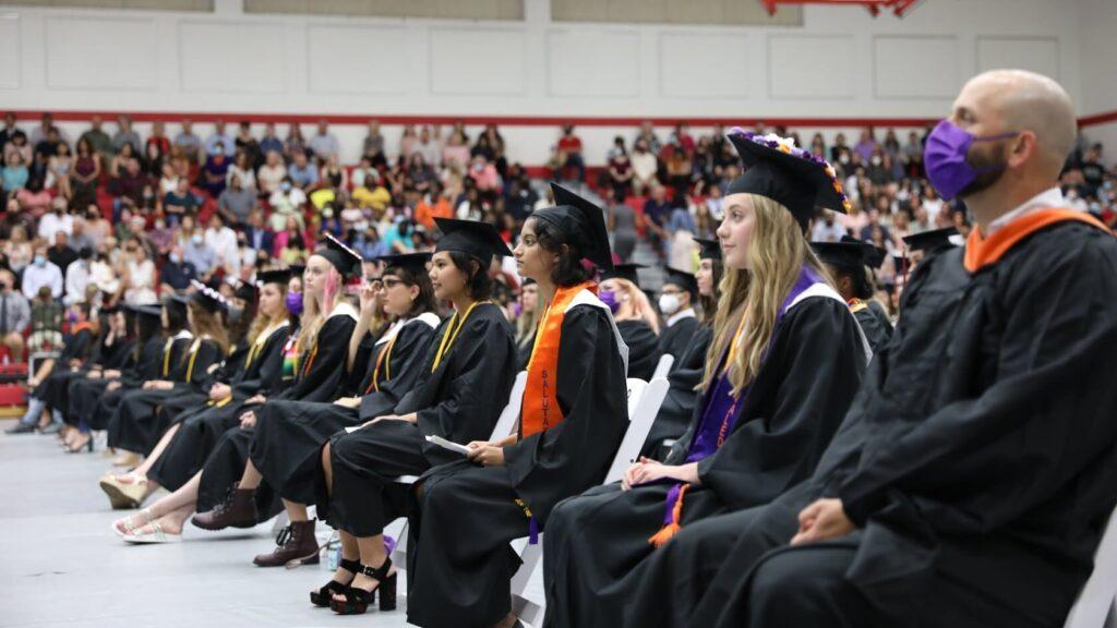 IUP 2021 graduation