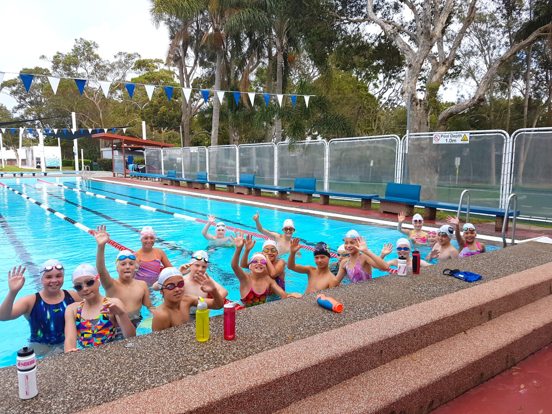 JuniorSquad Manly Pool