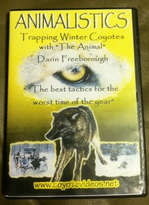 """Animalistics Trapping Winter Coyotes with """"The Animal"""" Darin Freeborough"""