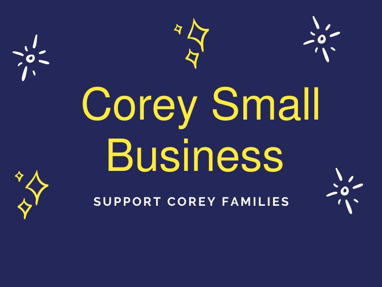 Corey Small Business