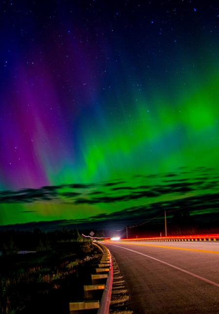 aurora road vertical