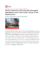 01-13-2017 6sqft_Bronx Commons will bring 305 affordable apartments and a new music venue to the South Bronx