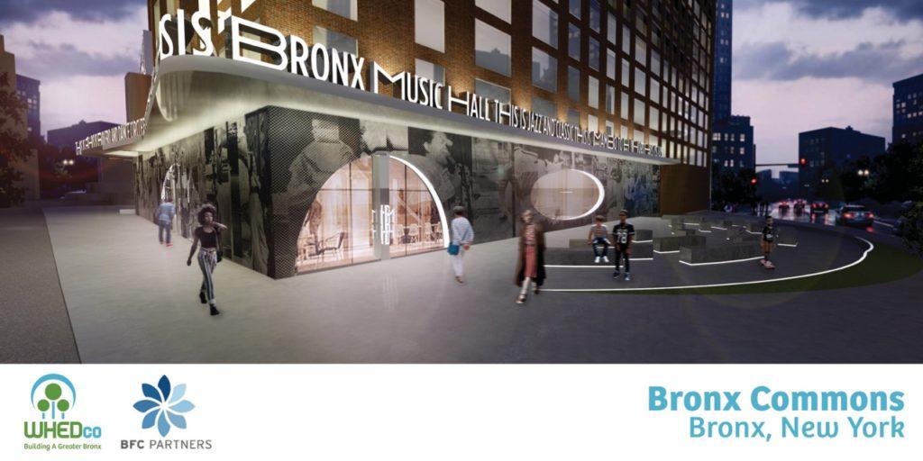 bronx commons rendering