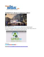 12-23-2017 Thisisthebronx_WHEDCO's Bronx Commons video