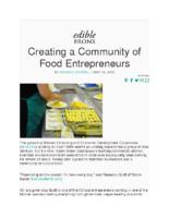 05-19-2018 Edible Bronx_Creating a Community of Food Entrepreneurs