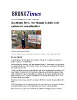 05-24-2018 Bx Times_Southern Boulevard Revitalization