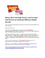 08_23_2021_BroadwayWorld_Bronx_Music_Heritage_Center_and_Carnegie_Hall_Partner_to_Celebrate_Different_Global_Sounds