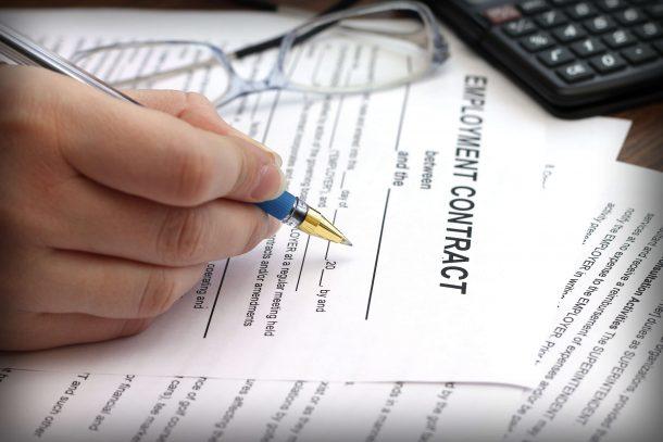 3.7. Employment law employment agreement 15
