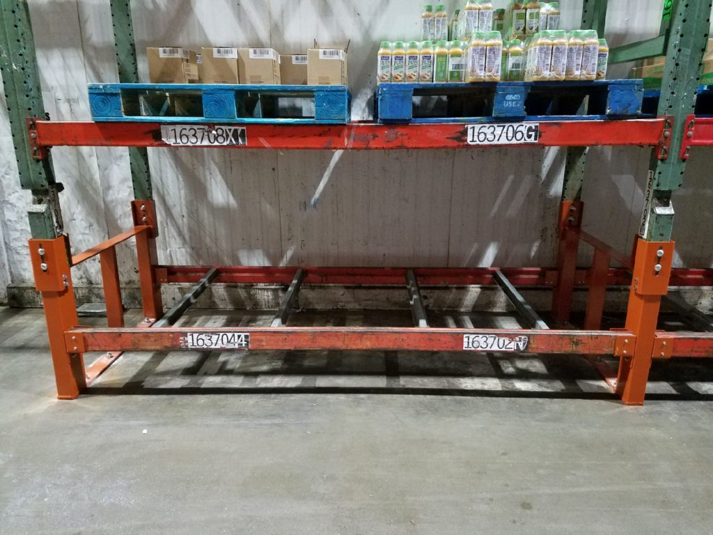 Warehouse Pallet Rack Repair Kits