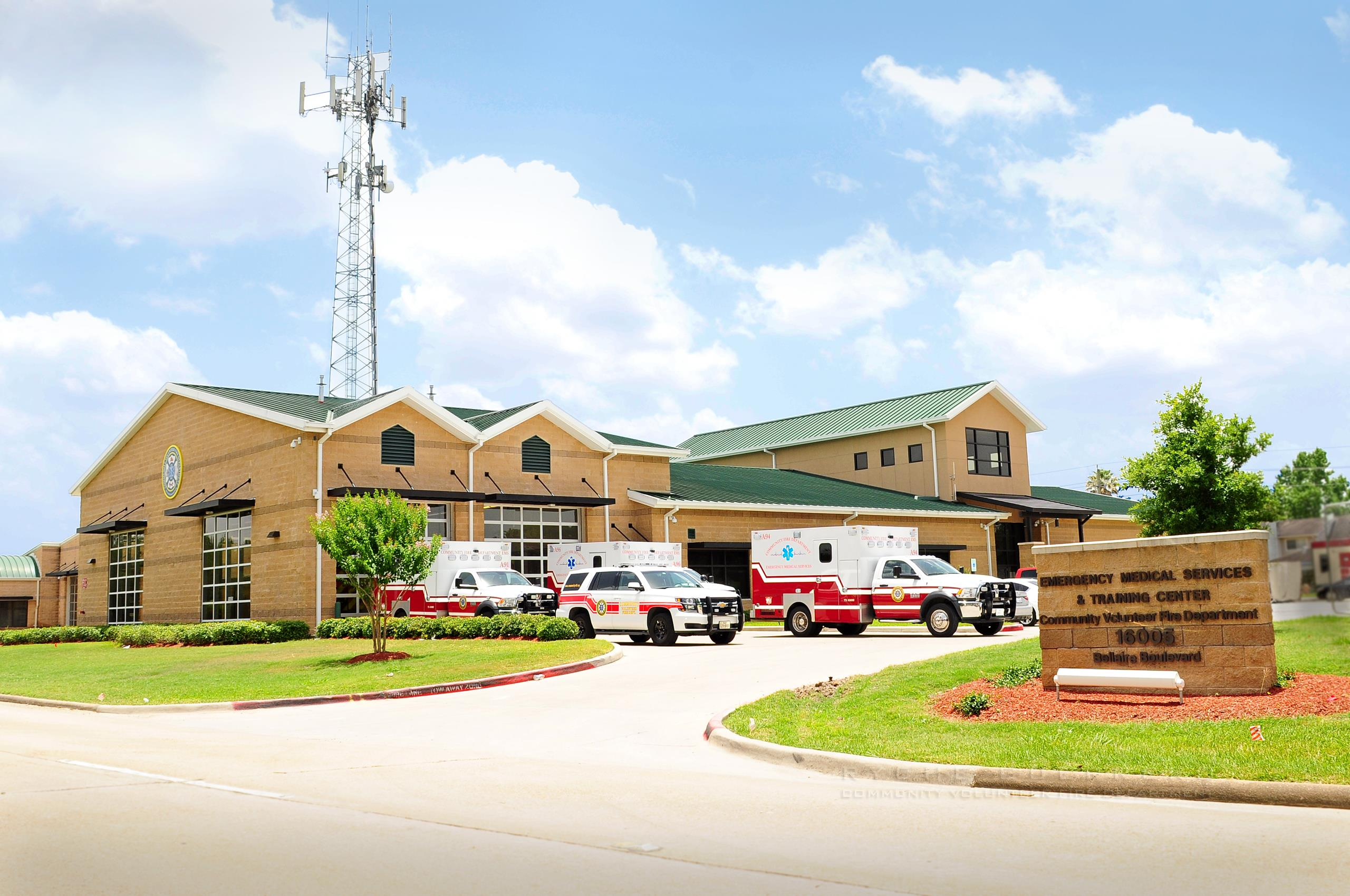 Harris Fort Bend Emergency Services District #100 Station 4