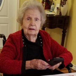 Betty Margaret Morgan