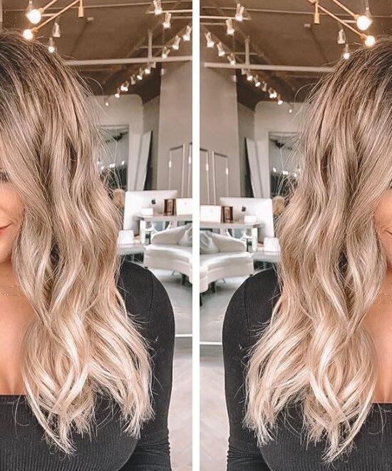 how to get beach waves easy hair tutorial