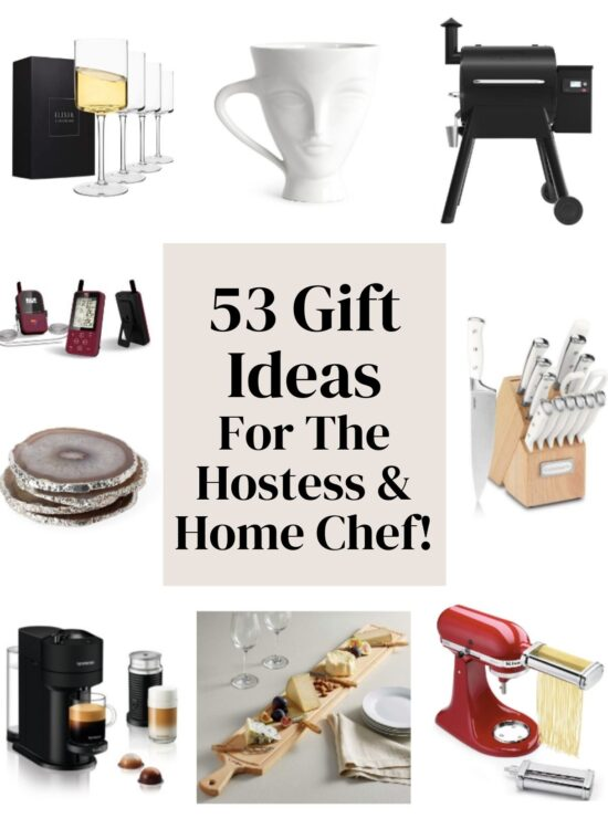Gift Ideas For hostess