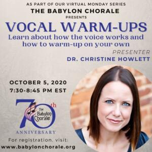Vocal Warm-Ups