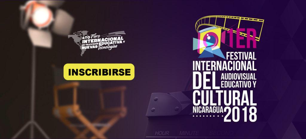 Primer Festival Internacional del Audiovisual Educativo y Cultural - Nicaragua 2018