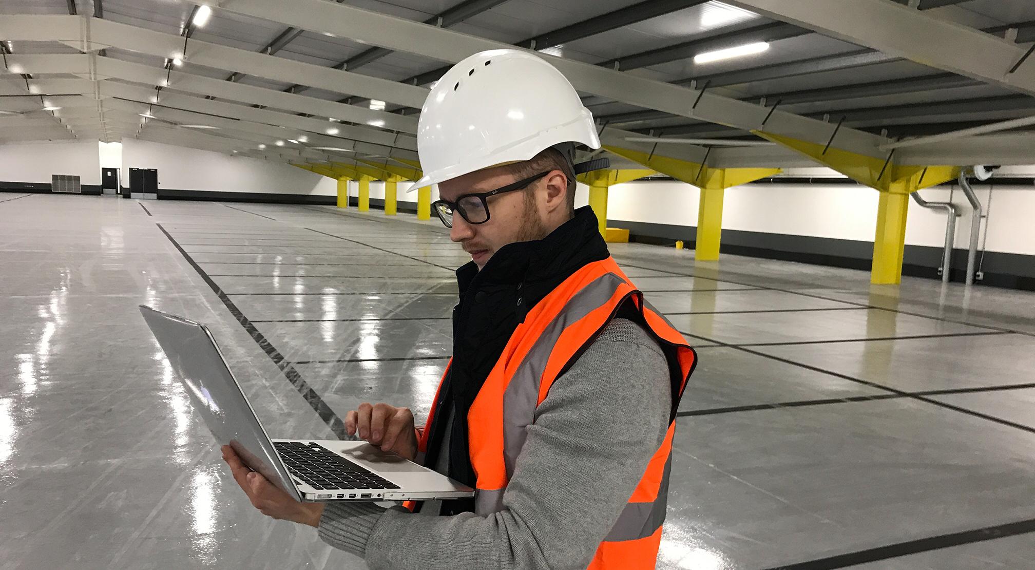 warehouse-site-survey