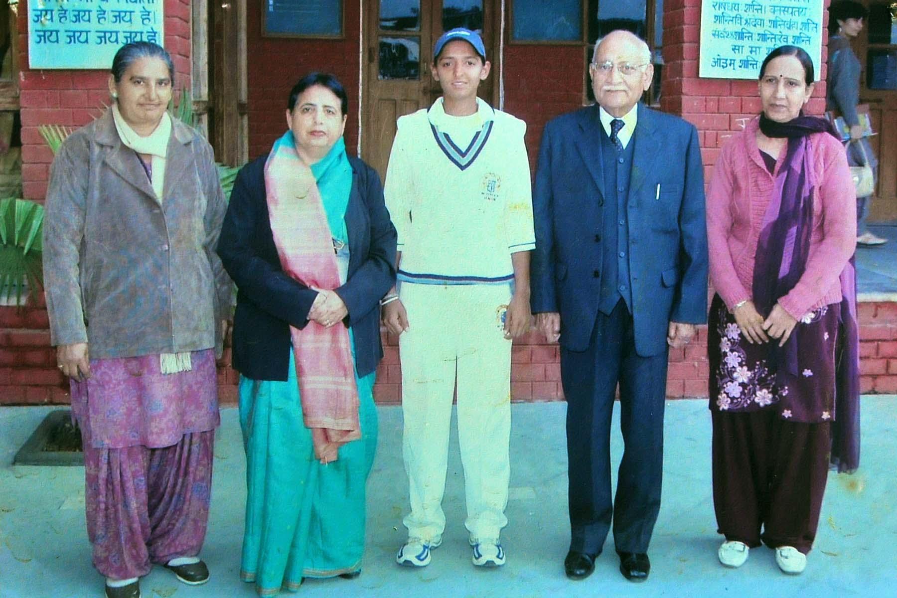 HMV feels proud of its alumnae Harmanpreet Kaur  scored 171 runs (not out) in ICC World Cup Semi Finals