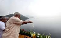 PM dedicates Sardar Sarovar Dam to the nation; attends closing ceremony of Narmada Mahotsav at Dabhoi