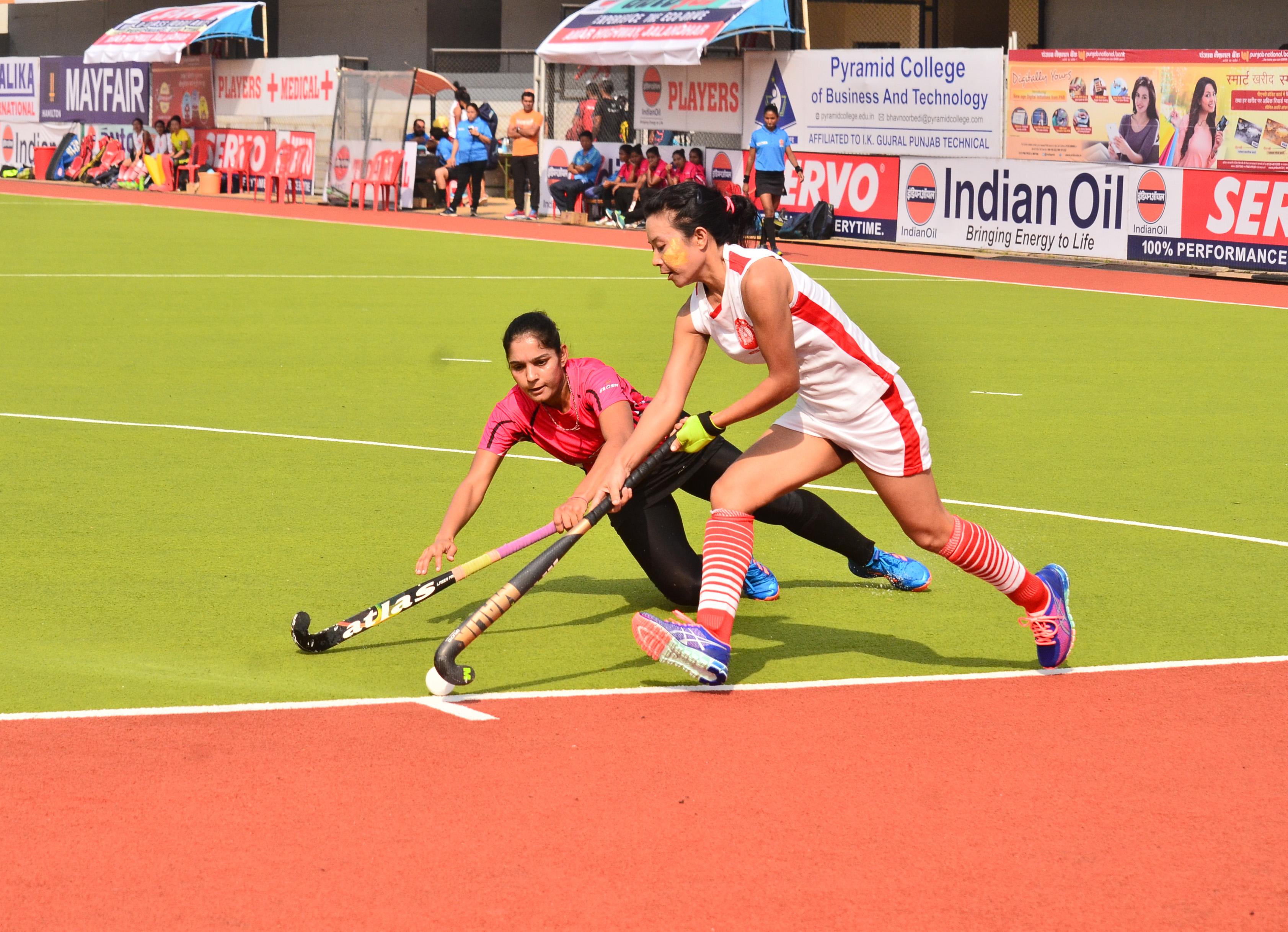 34th Indian Oil Servo Surjit Hockey Tournament