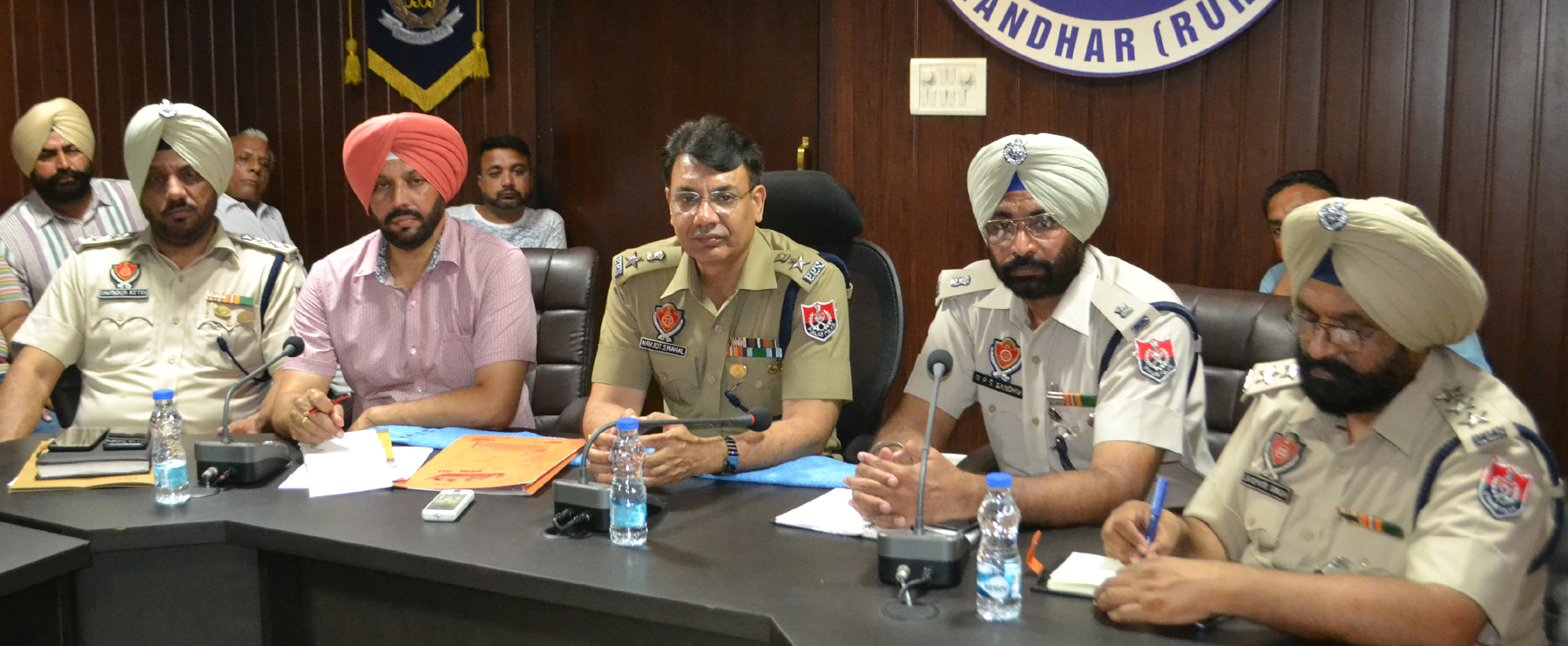 SSP WARNS CHEMISTS OF STRICT ACTION IF  FOUND SELLING THE DRUGS ILLEGALLY