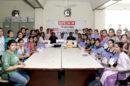 HMV organize workshop on Working of Sewing Machines