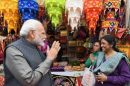 """""""Hunar Haat' restarts with new name """"Local to Global."""
