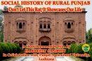Social History Of Rural Punjab